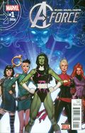 A-Force (2016 2nd Series) 1A
