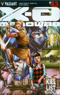 X-O Manowar (2012 3rd Series Valiant) 43A