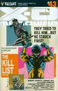 X-O Manowar (2012 3rd Series Valiant) 43B