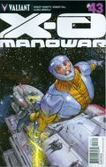 X-O Manowar (2012 3rd Series Valiant) 43C
