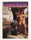 Reflections of Myth The Larry Elmore Sketchbook SC (1993 SQP) 1-1ST