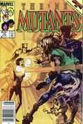 New Mutants (1983 1st Series) Mark Jewelers 30MJ