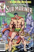 Prince Namor the Sub-Mariner (1984) Mark Jewelers 2MJ