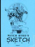 Mitch Byrd's Sketchbook SC (2004 Afterburn Comics) 2-1ST