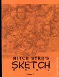 Mitch Byrd's Sketchbook SC (2004 Afterburn Comics) 3-1ST