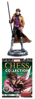 Marvel Chess Collection (2014- Eaglemoss) Figure and Magazine #048