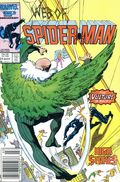 Web of Spider-Man (1985 1st Series) Mark Jewelers 24MJ