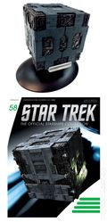 Star Trek The Official Starship Collection (2013 Eaglemoss) Magazine and Figure #058