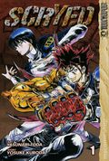 Scryed TPB (2003 Tokyopop Digest) 1-REP