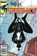 Web of Spider-Man (1985 1st Series) Mark Jewelers 8MJ