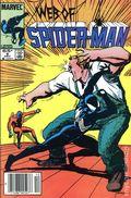 Web of Spider-Man (1985 1st Series) Mark Jewelers 9MJ