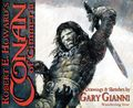 Robert E. Howard's Conan of Cimmeria Drawings and Sketches by Gary Gianni (2003 Wandering Star) 1