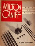 Milton Caniff Rembrandt of the Comic Strips HC (1946 David McKay Publishing) 1-1ST