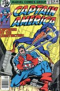 Captain America (1968 1st Series) Mark Jewelers 228MJ
