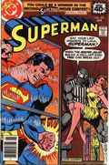 Superman (1939 1st Series) Mark Jewelers 331MJ