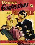 Daring Confessions and Burlesque (1937 Popular Magazines) Vol. 3 #14