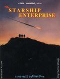 Files Magazine Special: The Starship Enterprise SC (1987 Pop Cult) 1-1ST