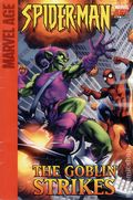 Marvel Age Spider-Man The Goblin Strikes SC (2004 Marvel) A Target Saddle-Stitched Collection 1-1ST
