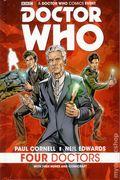 Doctor Who Four Doctors HC (2016 Titan Comics) 1-1ST