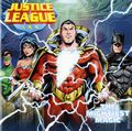 Justice League The Mightiest Magic SC (2016 HarperCollins) 1-1ST