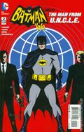 Batman '66 Meets the Man from Uncle (2015) 2