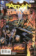Batman Teenage Mutant Ninja Turtles (2015 DC) 2B