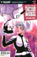 Doctor Mirage Second Lives (2015 Valiant) 2D