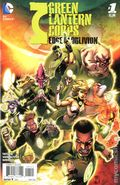 Green Lantern Corps Edge of Oblivion (2015) 1B
