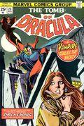 Tomb of Dracula (1972 1st Series) Mark Jewelers 26MJ