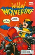 All New Wolverine (2015) 4B