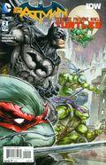 Batman Teenage Mutant Ninja Turtles (2015 DC) 2A