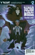 Doctor Mirage Second Lives (2015 Valiant) 2A