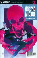 Doctor Mirage Second Lives (2015 Valiant) 2B