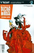 Doctor Mirage Second Lives (2015 Valiant) 2C