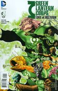 Green Lantern Corps Edge of Oblivion (2015) 1A