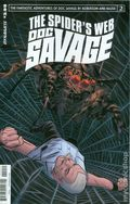 Doc Savage Spider's Web (2015 Dynamite) 2A