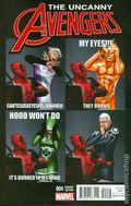 Uncanny Avengers (2015 Marvel 3rd Series) 4B