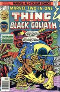 Marvel Two-in-One (1974 1st Series) UK Edition 24UK