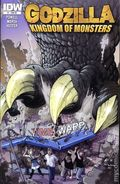 Godzilla Kingdom of Monsters (2011 IDW) 1RE.TIMEW