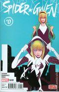 Spider-Gwen (2015 2nd Series) 0B