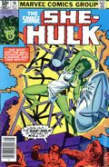 Savage She-Hulk (1980) Mark Jewelers 16MJ