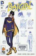 Batgirl (2011 4th Series) 42LAMOLE