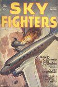 Sky Fighters (1932-1950 Standard) Pulp Vol. 35 #2