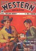Double Action Western Magazine (1934-1960 Columbia) Pulp Vol. 2 #3