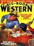 Big Book Western Magazine (1933-1954 Two-Books/Popular) Big-Book Western Pulp Vol. 9 #1