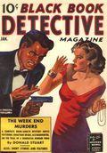Black Book Detective Magazine (1933-1953 Newsstand/Hoffman/Ranger/Better) Pulp Vol. 8 #2