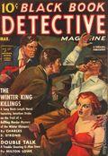 Black Book Detective Magazine (1933-1953 Newsstand/Hoffman/Ranger/Better) Pulp Vol. 8 #3