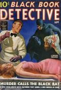 Black Book Detective Magazine (1933-1953 Newsstand/Hoffman/Ranger/Better) Pulp Vol. 9 #3