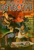 Black Book Detective Magazine (1933-1953 Newsstand/Hoffman/Ranger/Better) Pulp Vol. 10 #1