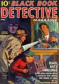 Black Book Detective Magazine (1933-1953 Newsstand/Hoffman/Ranger/Better) Pulp Vol. 10 #2
